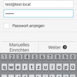 android-email-einrichten