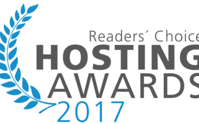 Readers Choise HSP Award 2017
