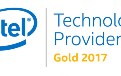 IP-Projects erneut Intel Gold Partner 2017
