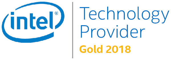 IP-Projects erneut Intel Gold Partner 2018