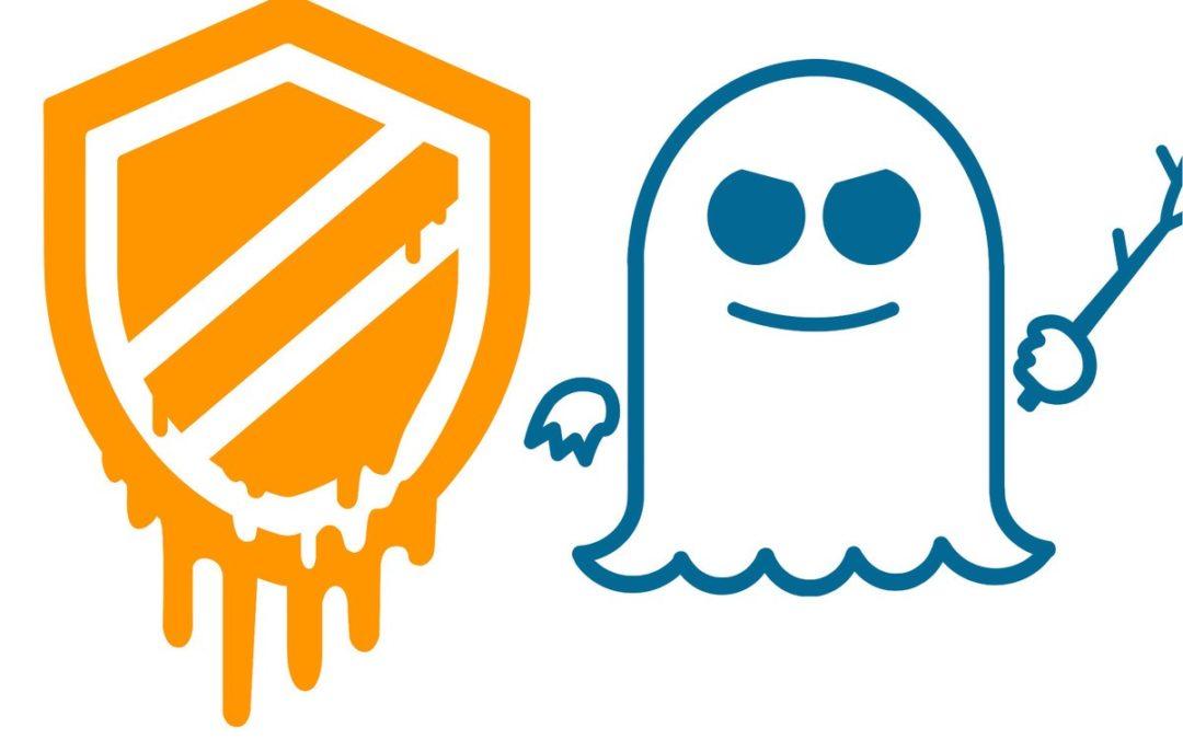 Spectre / Meltdown CPU Sicherheitslücke