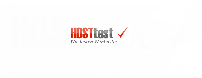 Nominiert in den Kategorien Webhosting, V-Server, Exchange, Domains und Root-Server
